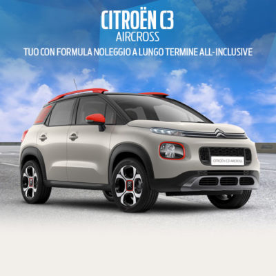 Citroen C3 AIRCROSS PureTech 110 S&S Shine Sport utility vehicle 5-door