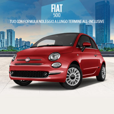 FIAT 500 1.0 70cv Ibrido Lounge Hatchback 3-door