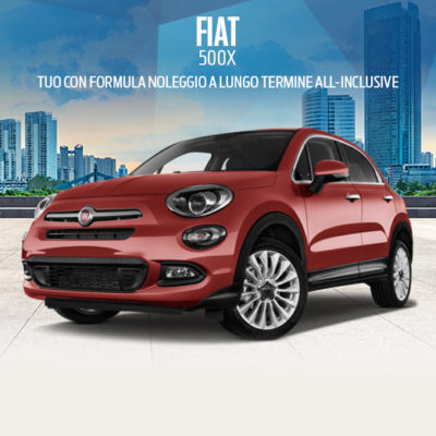 FIAT 500X 1.3 Mjet 95cv 4x2 Business Cross over 5-door