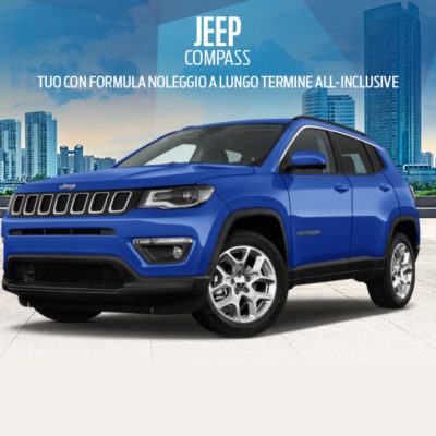 JEEP COMPASS 2.0 MJet II 103kW Limited 4WD auto Sport utility vehicle 5-door