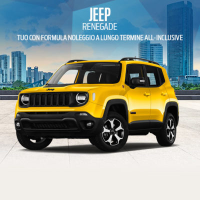 JEEP RENEGADE 1.6 MJet 120cv Limited Sport utility vehicle 5-door
