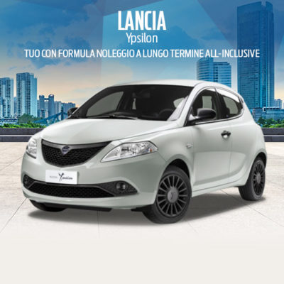 Lancia Ypsilon 1.2 69cv Start& Stop Gold Hatchback 5-door