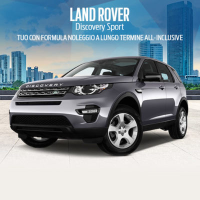 LAND ROVER DISCOVERY SPORT 2.0 TD4 150cv S 4WD aut. Sport utility vehicle 5-door