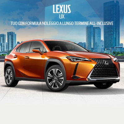 Lexus UX Hybrid Business Sport utility vehicle 5-door