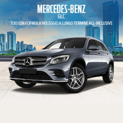 MERCEDES-BENZ GLC 220 d 4Matic Sport aut. Sport utility vehicle 5-door (