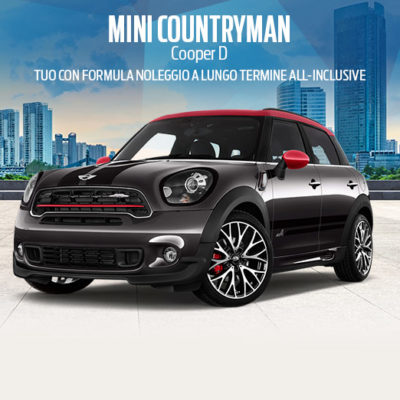MINI COUNTRYMAN Cooper D Business automatica Hatchback 5-door