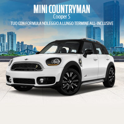 MINI COUNTRYMAN Cooper S E ALL4 Business autom. Hatchback 5-door