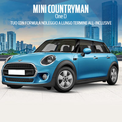 MINI COUNTRYMAN One D Business Autom DCT Hatchback 5-door