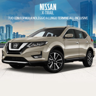 NISSAN X-TRAIL 1.7 dCi 150 2WD Tekna Cross over 5-door