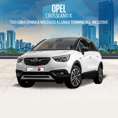 Opel CROSSLAND X 1.2 130cv Innovation S&S AT6 Cross over 5-door