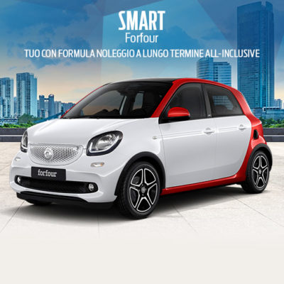 Smart Forfour EQ 60kW passion Hatchback 5-door