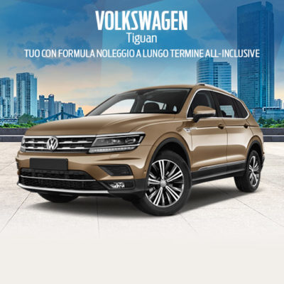 Volkswagen Tiguan 2..0 TDI SCR 110KW Business BMT DSG Sport utility vehicle 5-door