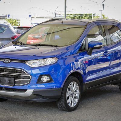 FORD EcoSport 1.0 ecoboost Business c/navi 12